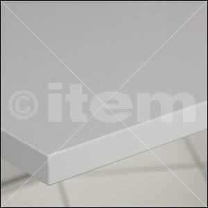 台面 30-1200x600, 高压层压板,灰色,类似于 RAL 7035