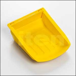 抓取容器 8 系列 105x130,黄色,类似于 RAL 1023