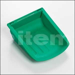 抓取容器 8 系列 105x130,绿色,类似于 RAL 6024